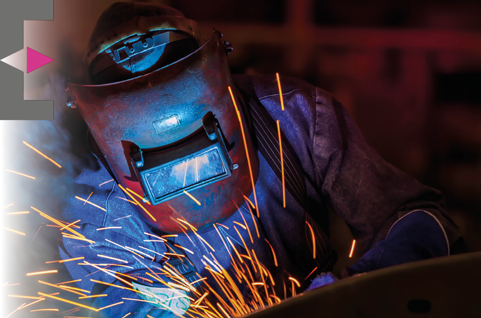 JOB: welder Co2